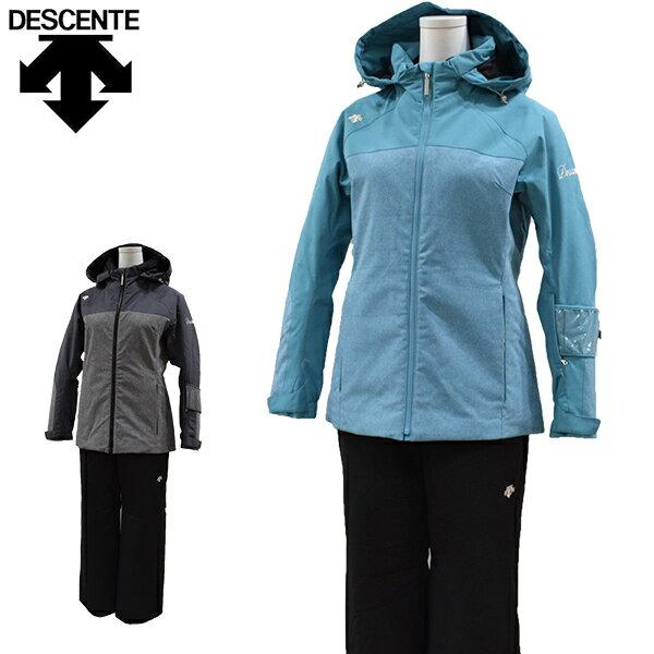 【送料無料】デサント descente スキーウェア ジャケット レディース スキーウエア DRA-7297WF【あす楽対応_北海道】