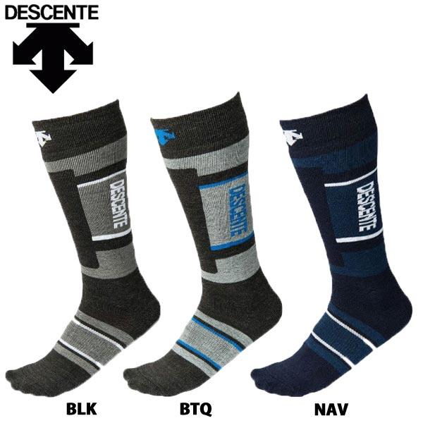 デサント descenteメンズ スキーソックス ウィンターソックスDSK-7511【メール便も対応】