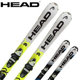ヘッド head ジュニア スキー板 ビンデイング セット Supershape Team LR+SLR 4.5 AC