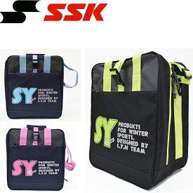 SALE/セール ssk/エスエスケイ snow yell neoジュニアスキーブーツケース SYN704【あす楽対応_北海道】