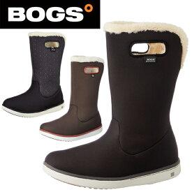 BOGS/ボグス レディース ミドル ブーツ スノーシューズ スノーブーツ ウインターシューズ ウインターブーツ ムートン 冬 靴 防滑 防水 防寒 Women Mid Boots 78008 あす楽対応_北海道 BOS