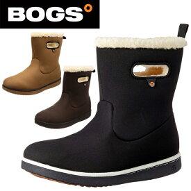 BOGS/ボグス レディース メンズ ユニセックス ボグス ブーツ ショート スノーシューズ スノーブーツ ウインターブーツ ムートン 冬 靴 防滑 防水 防寒 Unisex Bogs Boots 78538 BOS