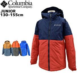 スキーウェア ジュニア セール 130 140 155 コロンビア columbia 子供スノーウエア ジャケット オムニヒート 保温 Alpine Action Jacket SB0105 あす楽対応_北海道