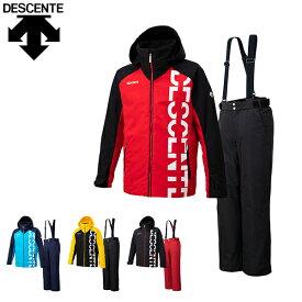 デサント descente メンズ スキーウェア スキー スノーボード 上下セット S M L O XO DWMQJH71 あす楽対応_北海道 【PDN】