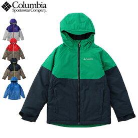 2020-2021モデル スキーウェア ジュニア セール 130 140 155 コロンビア columbia ジュニア ジャケット 子供スノーウエア オムニヒート 保温 Alpine Action Jacket SB0105【あす楽対応_北海道】