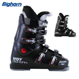 ビッグホーン bighorn メンズ スキーブーツ 軽量 初級 中級 BH-W07 WAVE made in japan 日本製 スキー靴【あす楽対応_北海道】