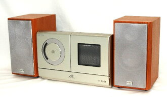 SHARP 샤프 SD-CX3 1비트 디지털 시스템(CD/MD구성)(본체 SD-CX3-N와 스피커 SD-CX3-N세트)