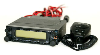 Translation and product sale ICOM ICOM IC-2700D 144 MHz/430 MHz dual band FM transceiver (DUAL BAND FM TRANSCEIVER) radio