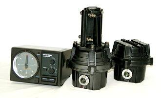 정크 특가(반품 불가) KENPRO 켄프로 공업 KR-1000 SDX 안테나 콘트롤러 KR-1000 켄로타(KENROTOR)×2대(1대는 마스트 클램프부착) 아마츄어 무선