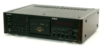 < Junky > SONY Sony TC-K333ESJ cassette deck DOLBY B, C, and S NR with