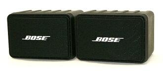 迅速的发送++动作保证!! BOSE Bose 111AD小型音箱一对连续号码纯正天悬挂金属零件赠品