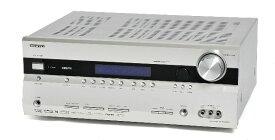 【中古】迅速発送+送料無料+動作保証!値引交渉歓迎! ONKYO オンキョー(オンキヨー) TX-SA606X(S) シルバー AVセンター HDMI端子装備【@YA管理1-53-2396JJ4860023476】