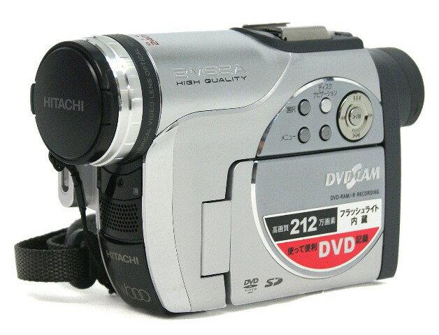 【中古】迅速発送+送料無料!値引交渉歓迎!≪ジャンク品≫HITACHI 日立 DZ-GX20 DVDビデオカメラ「Wooo」シリーズ(8cmDVDビデオカメラ) 本体のみ【@YA管理1-8R-50209734】