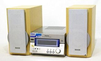 只1分迅速的发送+!减价交涉欢迎早的者胜利Panasonic松下SC-PM65MD-S银子个人小型组装零件(CD/MD组装零件)(本体SA-PM65MD和音箱SB-PM65的安排)MDLP过错对应