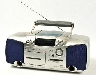 KENWOOD建伍JVC MDX-E3-L(蓝色)MD个人立体声系统RAMPAGE(LAN页)(CD/MD收录机)