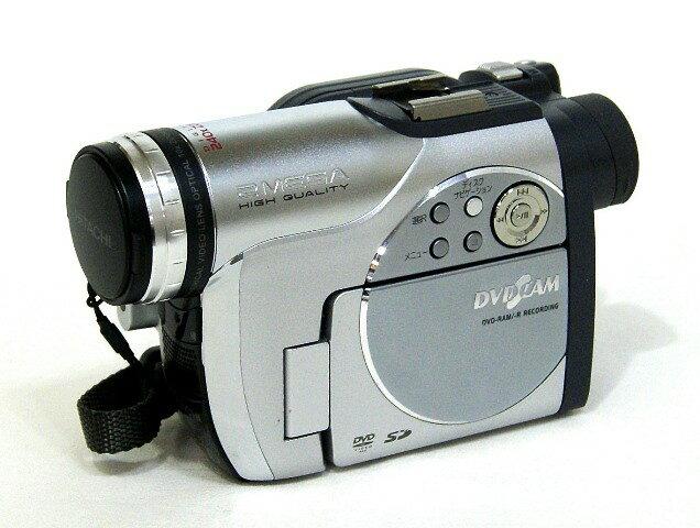 【中古】迅速発送+送料無料+動作保証!!<<ランクAの美品>> HITACHI 日立 DZ-GX20 DVDビデオカメラ「Wooo」シリーズ(8cmDVDビデオカメラ) 212万画素【@YA管理1-53-50834498】