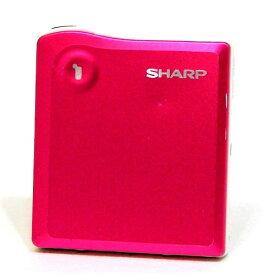 【中古】迅速発送+送料無料+動作保証!! SHARP シャープ MD-DS33-P ピンク 1ビットポータブルMDプレーヤー (MD再生専用機) MDLP対応【@YA管理1-53-41201528】
