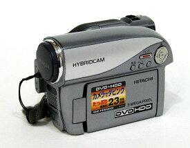 【中古】迅速発送+送料無料+動作保証!! HITACHI 日立 DZ-HS903 ハイブリッドカム ビデオカメラ(8cmDVD/HDD/SDビデオカメラ) HDD:30GB 本体のみ【@YA管理1-53-80101392】