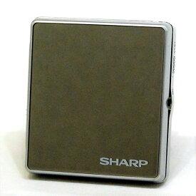 【中古】迅速発送+送料無料+動作保証!! SHARP シャープ MD-SY610-S  ミラー仕様 ポータブルMDプレーヤー(MD再生専用機) MDLP対応  【@YA管理1-53-31107421】