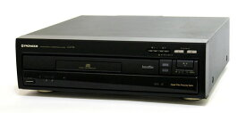 【中古】迅速発送+送料無料+動作保証!! PIONEER パイオニア CLD-R4-K (ブラック) レーザーディスクプレーヤー(CD/LDプレーヤー)【@YA管理1-53-QG1013002TP】