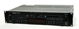 【中古】迅速発送+送料無料+動作保証!! TASCAM TEAC タスカム ティアック MD-CD1 業務用MD/CD複合機(CDプレーヤー/MDレコーダー)【@YA管理1-53-0170278】