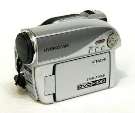 【中古】迅速発送+送料無料+動作保証!!<<付属品多数揃ってます>> HITACHI 日立 DZ-HS803 ハイブリッドカム ビデオカメラ(8cmDVD/HDD/SDビデオカメラ) HDD:8GB【@YA管理1-53-80319403】