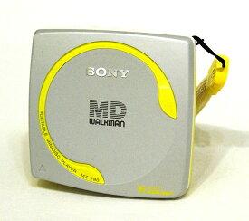 【中古】迅速発送+送料無料+動作保証!! SONY ソニー MZ-E80-S シルバー MDウォークマン(MD再生専用機/MDプレーヤー)【@YA管理1-53-237330】