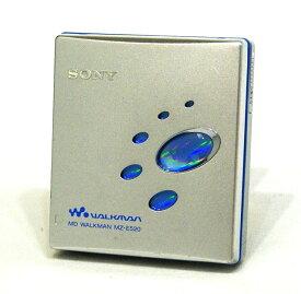 【中古】迅速発送+送料無料+動作保証!! SONY ソニー MZ-E520-S シルバー MDウォークマン(MD再生専用機/ポータブルMDプレーヤー) MDLP対応【@YA管理1-53-636140】