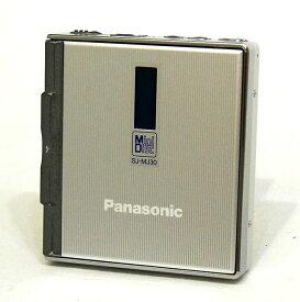 【中古】迅速発送+送料無料+動作保証!! Panasonic パナソニック SJ-MJ30-S シルバー ポータブルMDプレーヤー(MD再生専用機)【@TA管理1-53-FD9CC87953】