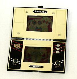【中古】迅速発送+送料無料+動作保証!! Nintendo 任天堂 PB-59 ピンボール(PINBALL) GAME&WATCH ゲーム&ウォッチ(ゲームウォッチ)マルチスクリーン 本体のみ【@YA管理1-8-NOPB2】