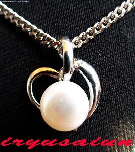 淡水真珠 パールペンダントトップ ネックレスレディースネックレスnecklace pearl新品 威龍彩雲通販