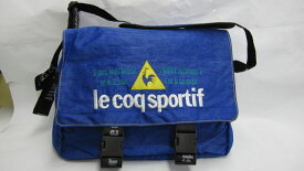 ルコック QA9089 ナイロンバッグ ブルー