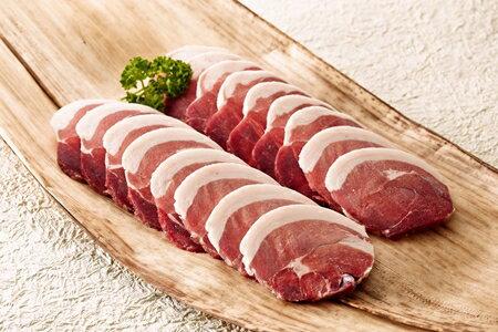 【数量限定・希少】いのしし肉 子猪の焼肉・鉄板焼き用 (500g)冷凍  猪/猪肉/ジビエ/天然/ぼたん鍋/ ボタン鍋/焼肉