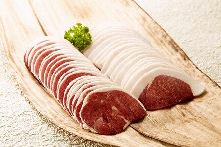 ぼたん鍋 猪肉 いのしし肉 イノシシ肉【特上500g】3〜4人前/猪/猪肉/ぼたん鍋/ボタン鍋/イノシシ/天然/ジビエ/
