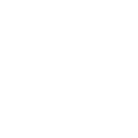 長袖ワイシャツ 白×黒 ストライプ ボタンダウン PARIS-16e 形態安定 S-3L HKP-AG