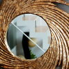 • 龙卷风壳镜子