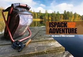 ispack(イスパック) ADVENTURE(アドベンチャー)OUTLET フレームにちいさな傷がついていますが通常の使用に全く問題ございません。20%OFF