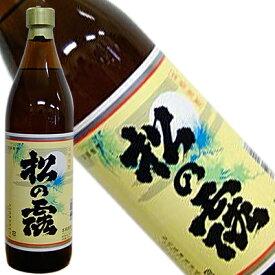 松の露 25度 芋焼酎 900ml【宮崎県/松の露酒造(名)】【RCP】