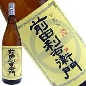 前田利右衛門 25度 芋焼酎 1.8L【鹿児島県/指宿酒造】【RCP】