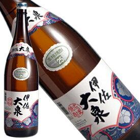 伊佐大泉 25度 芋焼酎 1.8L【鹿児島県/大山酒造】【RCP】