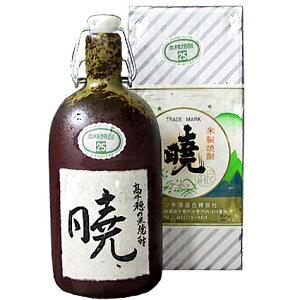 暁(あかつき) アンティークボトル 25度 720ml【宮崎県/アカツキ酒造】【RCP】