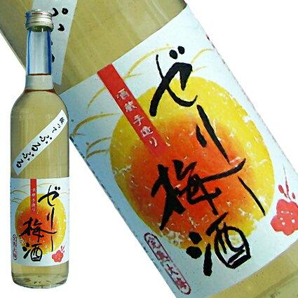 振ってぷるぷる ゼリー梅酒 500ml【福岡県/池亀酒造】【RCP】