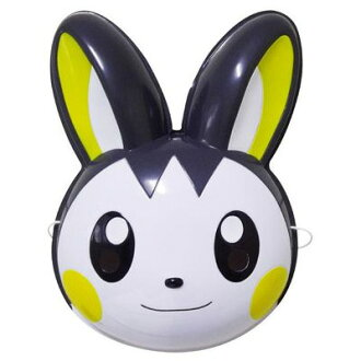 Face mask Pokemon BW エモンガ (Pack of 1)