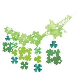 【装飾品 ひな祭り・お花見】ネットガーランドニュークローバー