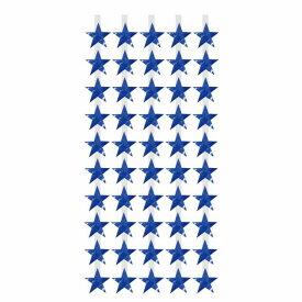【夏装飾品】ストレートガーランド星5本セット(ブルー)
