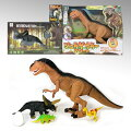 大恐竜セット2ラジコン&フィギュア/クリスマスプレゼント/福袋/男の子おもちゃ