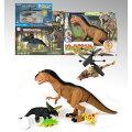 ラジコン恐竜&ヘリコプターセット/クリスマスプレゼント/福袋/男の子おもちゃ