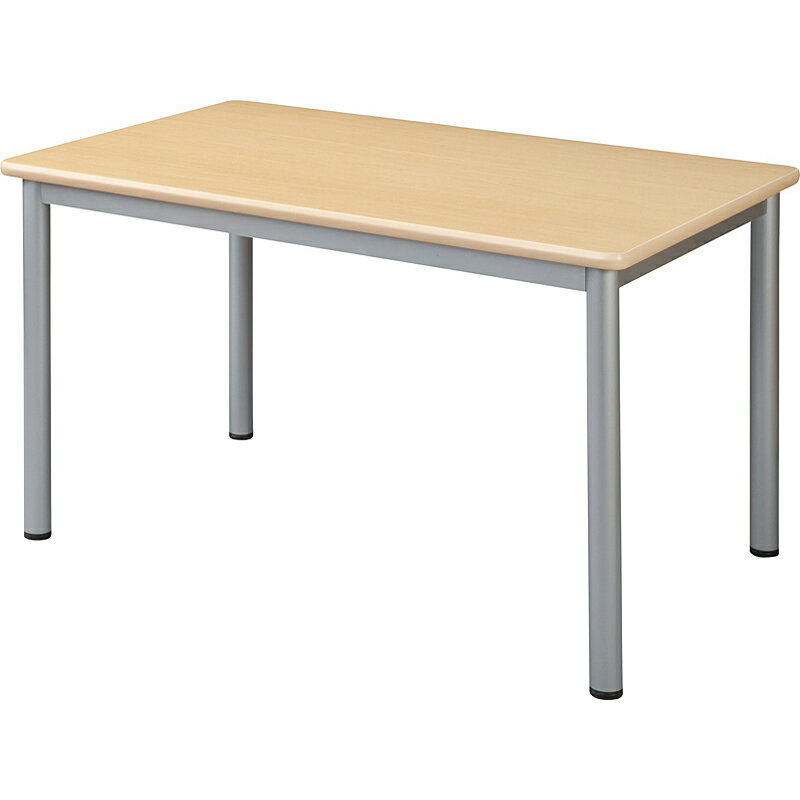 HITECHWOOD【ハイテクウッド】 ミーティングテーブル TL1290-NN ナチュラル W1200xD900xH700mm