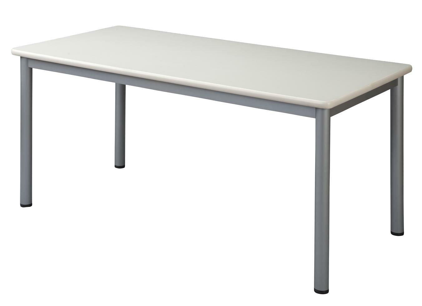 HITECHWOOD【ハイテクウッド】 ミーティングテーブル TL1590-NW ホワイト W1500xD900xH700mm