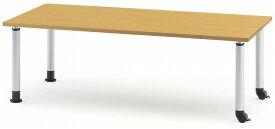 TOKIO【藤沢工業】 介護・福祉用昇降テーブル(キャスタータイプ) MKT-1875C W1800xD750xH600〜800mm